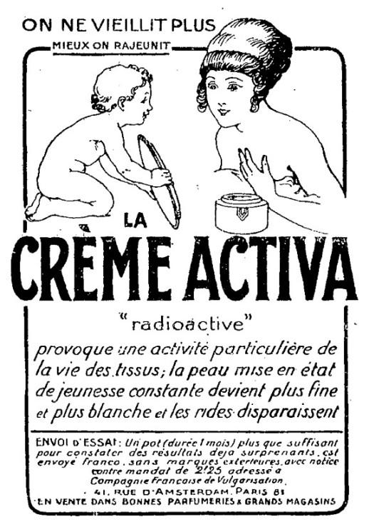 cremeradioactive