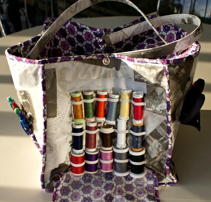 Mon sac de couture laissons lucie faire for A couture mon