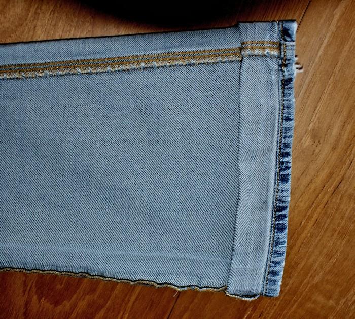 Faire Ourlet Jean : les tutos comment coudre un ourlet sp cial jeans laissons lucie faire ~ Melissatoandfro.com Idées de Décoration