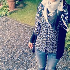 Me Made May 2016, blouse Maya Les Cousettes et foulard 4 en 1 home made