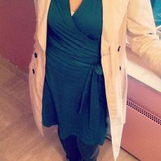 Me Made May 2016, robe Elisa La Maison Victor