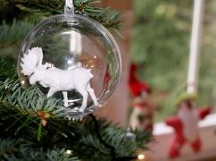 Boule de Noël DIY par Laissons Lucie Faire