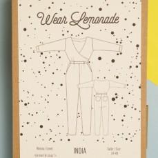 Combinaison India - défi Je couds ma garde-robe capsule en 2017