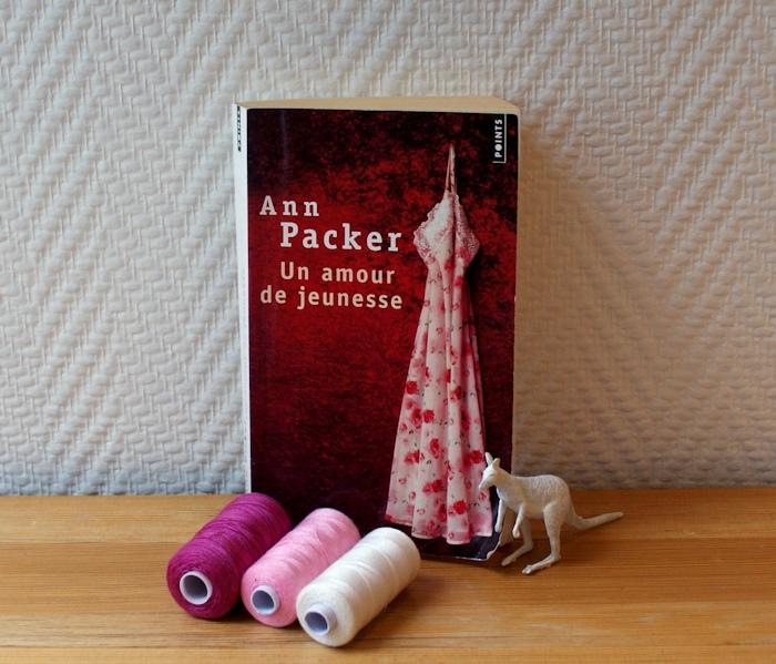 """Les livres qui parlent de couture, """"Un amour de jeunesse"""", par Laissons Lucie Faire"""