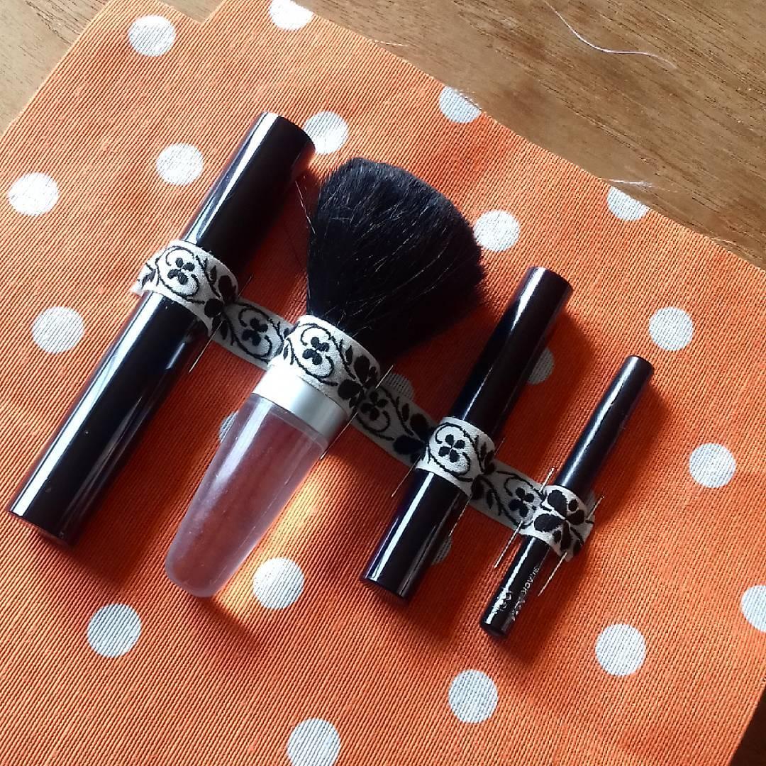 Trousse de maquillage Makerist par Laissons Lucie Faire (patron gratuit)