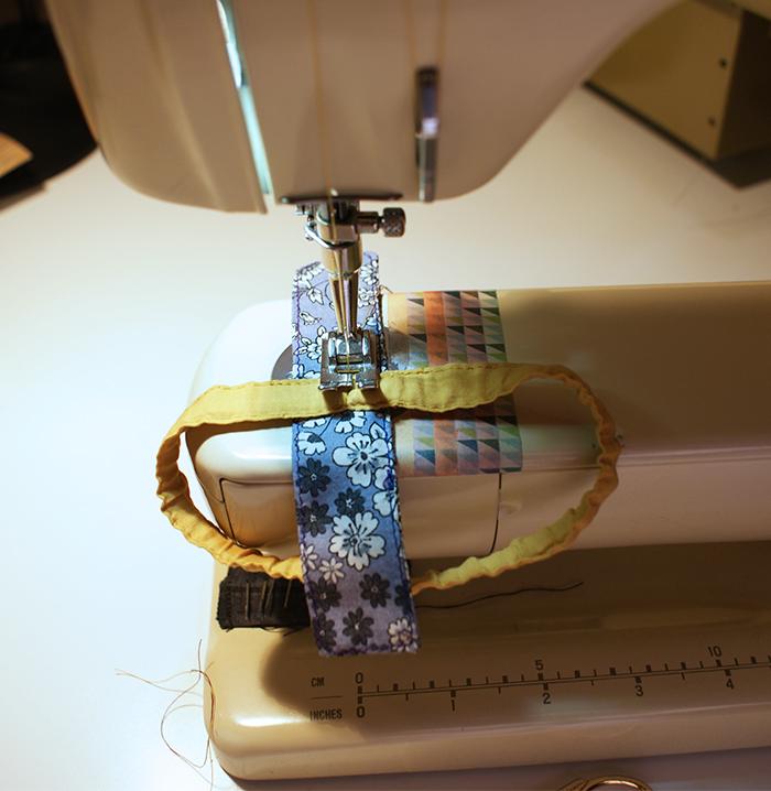 Tuto de headband à nœud pour poupon Corolle de 30 cm par Laissons Lucie Faire