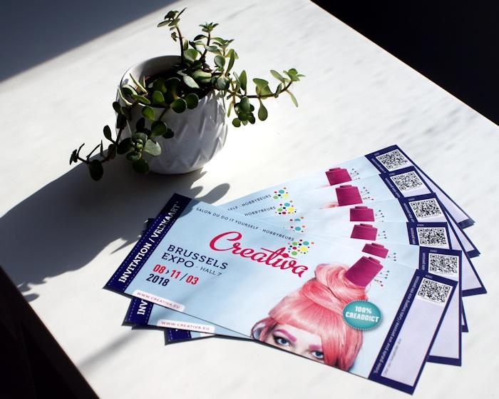Concours Creativa Bruxelles 2018