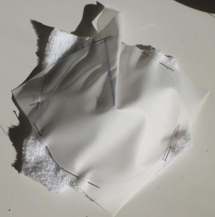 Compresses d'allaitement lavables : le tuto par Laissons Lucie Faire