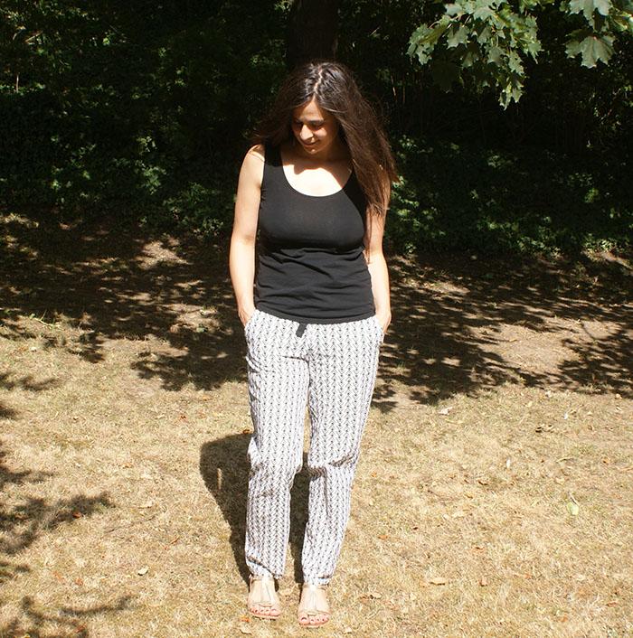 Pantalon Sunny La Maison Victor par Laissons Lucie Faire