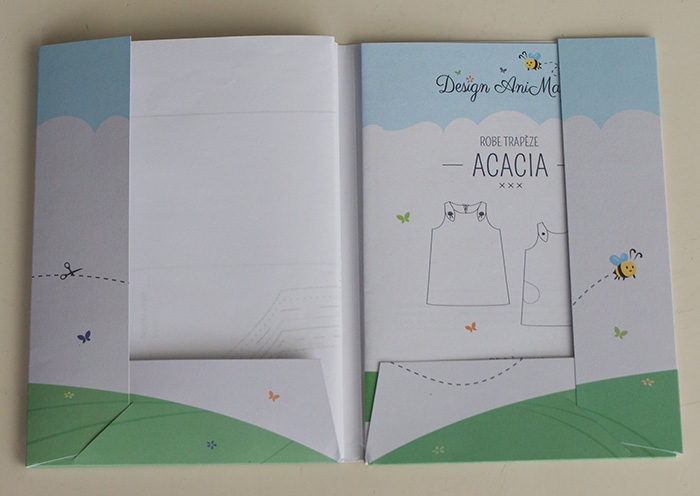 Robe Acacia Design AniMay