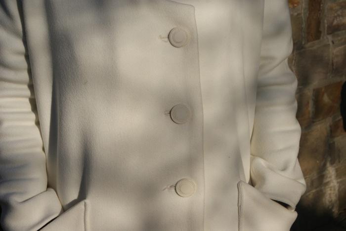 Manteau Raymond République du Chiffon par Laissons Lucie Faire