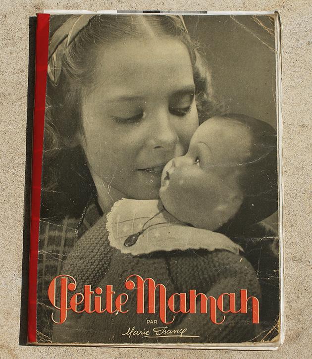 Livre Petite Maman, Marie Francq, par Laissons Lucie Faire