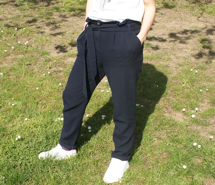 Pantalon Harper La Maison Victor par Laissons Lucie Faire