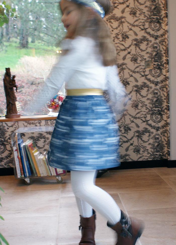 Tenues de Noël pour fillettes par Laissons Lucie Faire